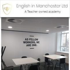 English in, Manchester