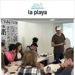 La Playa Escuela de Español, Malaga