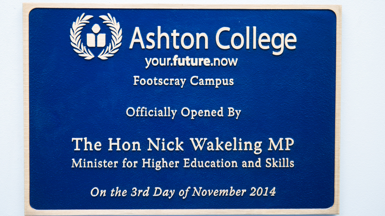 Ashton College