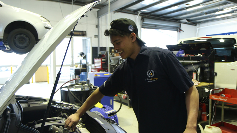 Automotive-programma