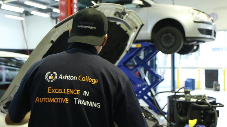 Automotive klas