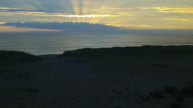 Uitzicht op Punta del Este