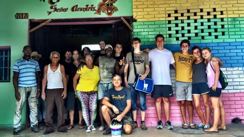 Vrijwilligerswerk bij Community Center