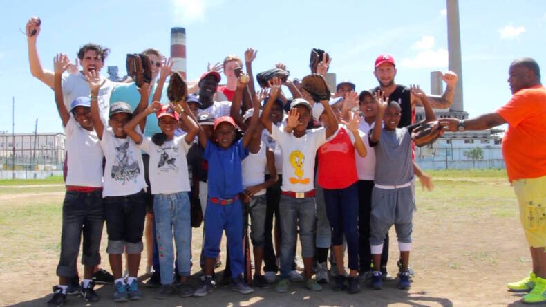 Vrijwilligerswerk bij Sports Complejo