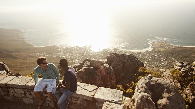 Excursies in Kaapstad