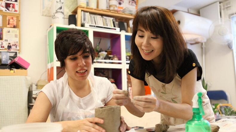 leraar en student