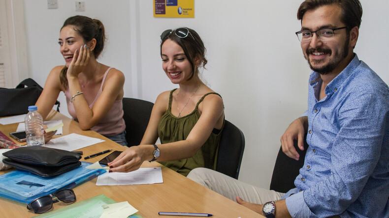 Studeren bij International House
