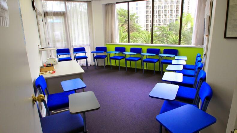 Ruim klaslokaal