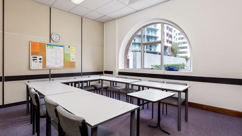 LSI klaslokaal