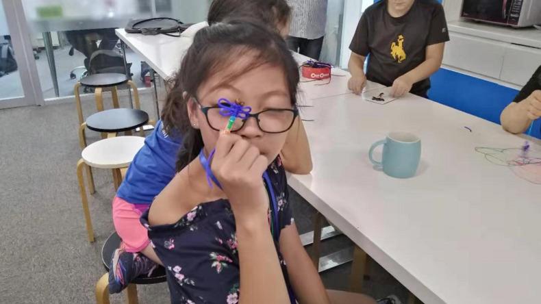 Junior studenten