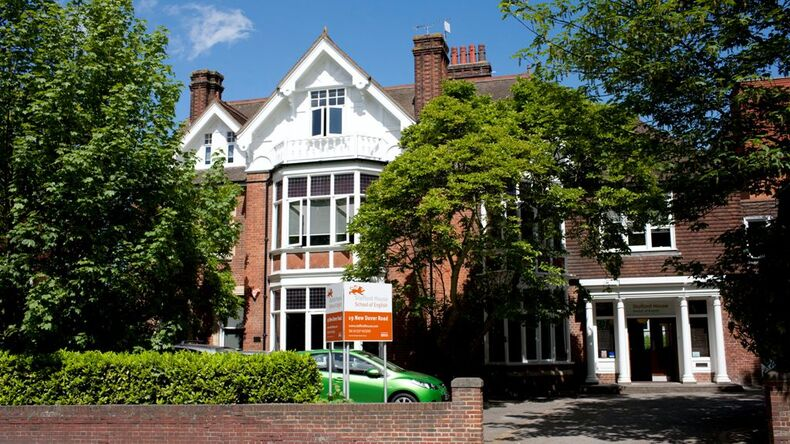 Stafford House International - schoolgebouw