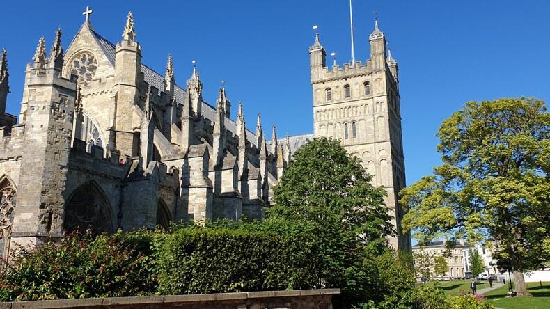 Kathedraal van Exeter