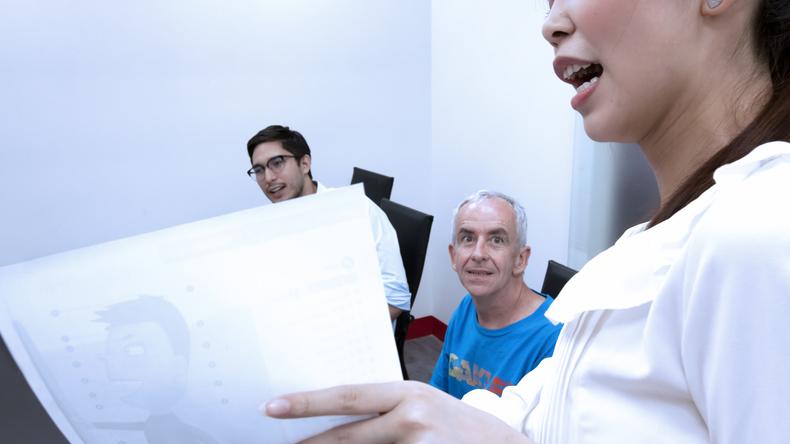Spreekvaardigheid oefenen