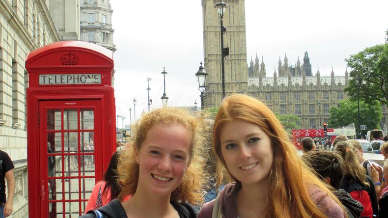 Londen verkennen
