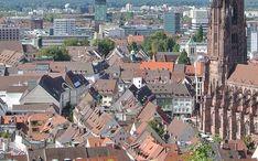 Top-Reiseziele: Freiburg (Miniaturansicht der Stadt)