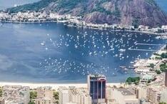Top destinationer: Rio de Janeiro (By miniaturebillede)