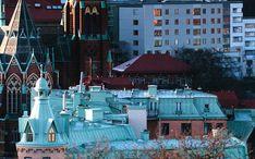 Najpopularniejsze destynacje: Göteborg (miniaturka miasta)