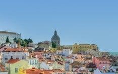 En Popüler Varış Noktaları: Lizbon (şehir küçük resmi)