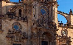 Самые популярные направления: Херес-де-ла-Фронтера (уменьшенное изображение города)