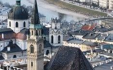 Destinazioni Principali: Salisburgo (miniatura della città)