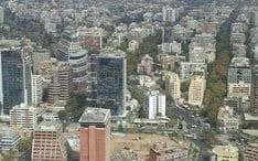 Найпопулярніші місця призначення: Сантьяго (ескіз міста)
