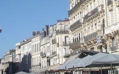 Legnépszerűbb célállomások: Montpellier (A város kicsinyített nézete)