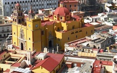 Top-Reiseziele: Guanajuato (Miniaturansicht der Stadt)