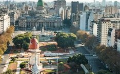 Topbestemmingen: Buenos Aires (Thumbnail Stad)