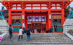 Найпопулярніші місця призначення: Кіото (ескіз міста)