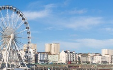 Top destinationer: Brighton (By miniaturebillede)