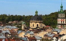 Top Destinations: Lviv (city thumbnail)