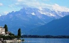 Principais destinos: Genebra (city thumbnail)
