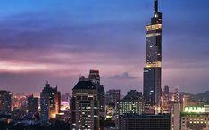 Principales destinos: Nankín (miniatura de la ciudad)