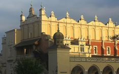 Top Destinations: Cracow (city thumbnail)
