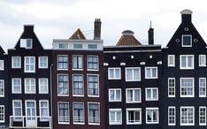 Najpopularniejsze destynacje: Amsterdam (miniaturka miasta)