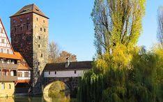 Nejlepší destinace: Norimberk (miniatura města)