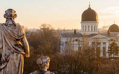 Principals destinacions: Odessa (miniatura de la ciutat)