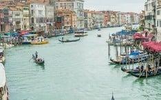 Najpopularniejsze destynacje: Wenecja (miniaturka miasta)