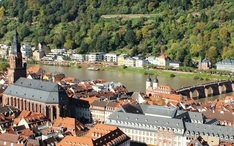 Top destinationer: Heidelberg (By miniaturebillede)