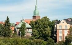 Nejlepší destinace: Helsinky (miniatura města)