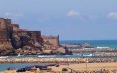 Principales destinos: Rabat (miniatura de la ciudad)
