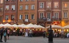 Top Destinations: Warsaw (city thumbnail)
