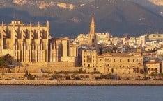 Nejlepší destinace: Palma de Mallorca (miniatura města)