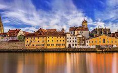 أفضل الوجهات: ريغنسبورغ (صورة مصغرة للمدينة)