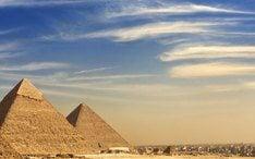 Найпопулярніші місця призначення: Каїр (ескіз міста)
