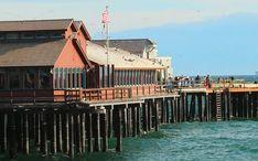 Nejlepší destinace: Santa Barbara (miniatura města)