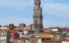 Самые популярные направления: Порто (уменьшенное изображение города)