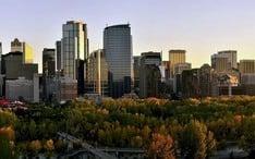 En Popüler Varış Noktaları: Calgary (şehir küçük resmi)