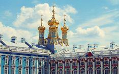 Legnépszerűbb célállomások: Szentpétervár (A város kicsinyített nézete)