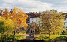 Principais destinos: Shrewsbury (city thumbnail)